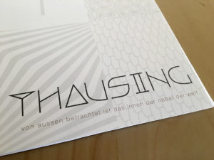 Thausing Mappe detail