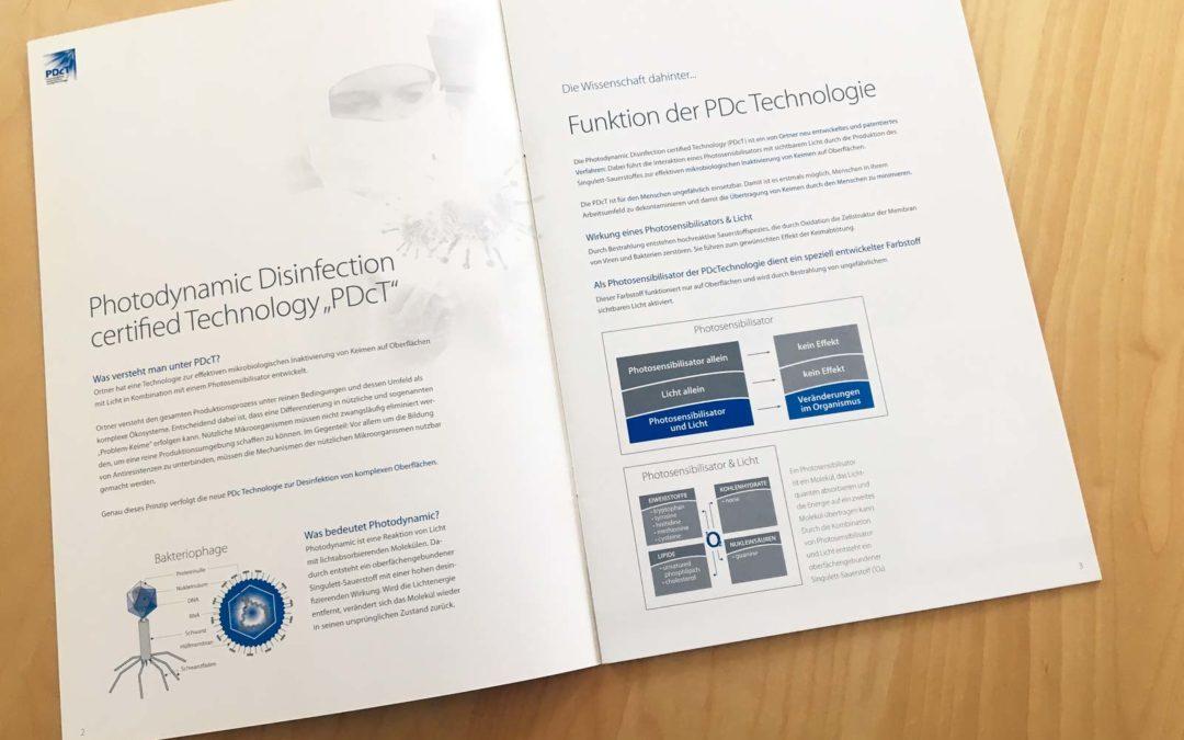 Ortner Folder PDcT Funktion